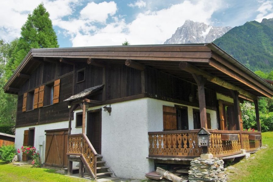 Chalet in France, Les Bossons Les Moussoux