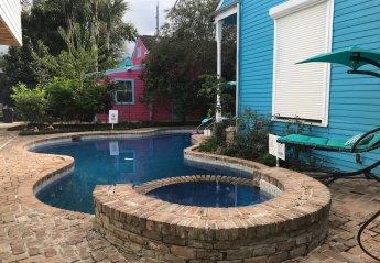 4 bedroom Villa for rent in New Orleans
