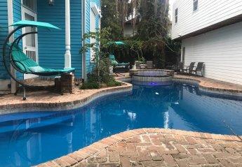 5 bedroom Villa for rent in New Orleans