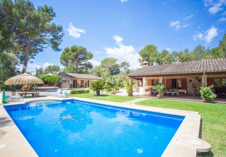 Villa in Mal Pas - Bonaire, Majorca