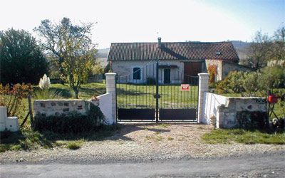 Farm house in France, Verteillac