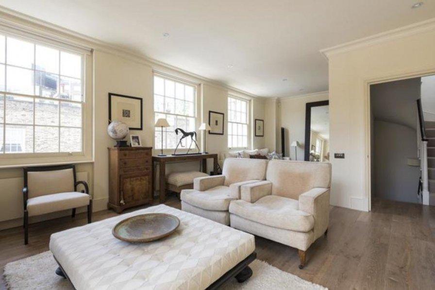 Villa in United Kingdom, Knightsbridge and Belgravia