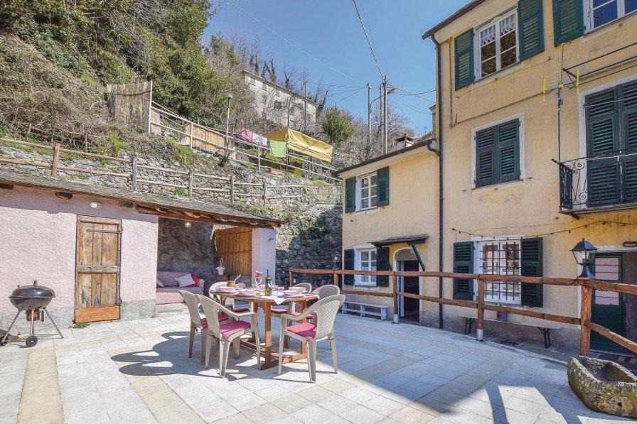 Villa in Italy, Zanoni