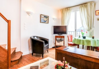 1 bedroom House for rent in Deauville