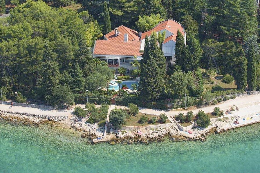 Villa in Croatia, Malinska