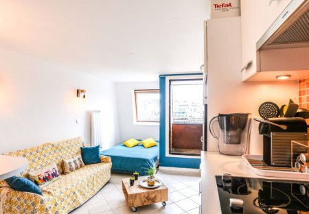 Studio Apartment in Deauville, France