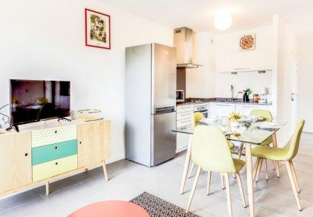 Apartment in Parme-La Negresse, France