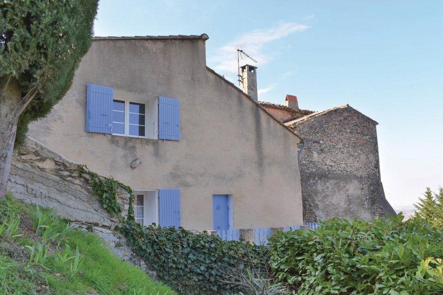 Villa in France, Séguret