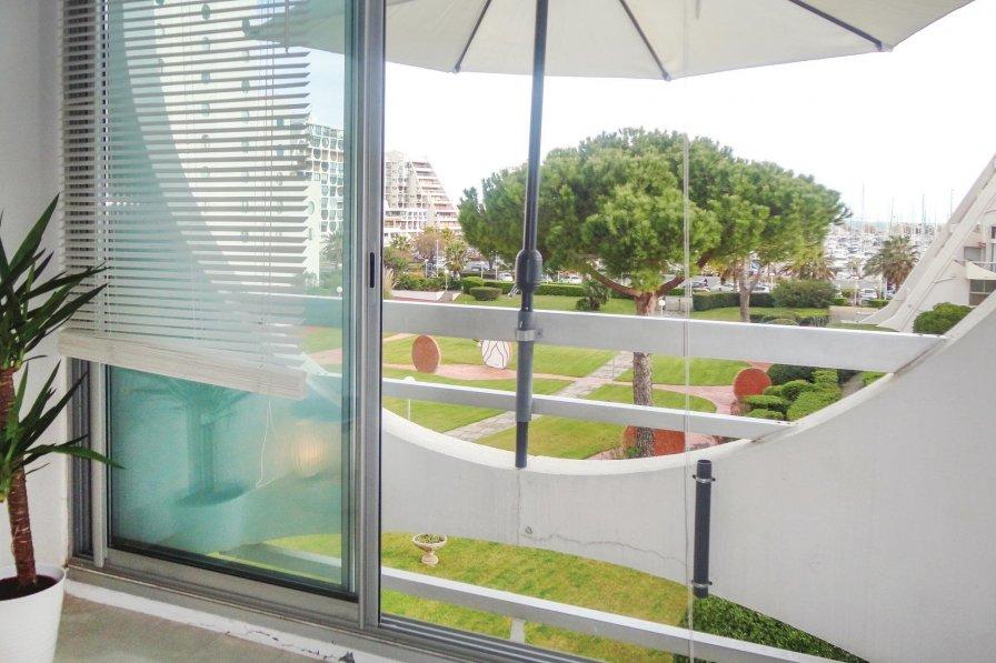 Studio apartment in France, La Grande-Motte Sud