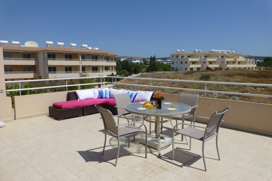 Apartment in Cyprus, Nissi Beach
