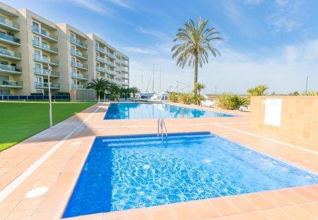Apartment in Santa Margarida, Spain
