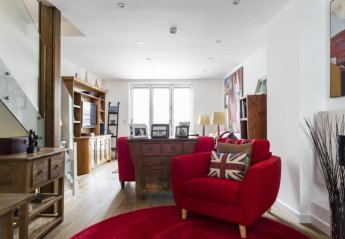 3 bedroom Villa for rent in Central London (Zone 2)