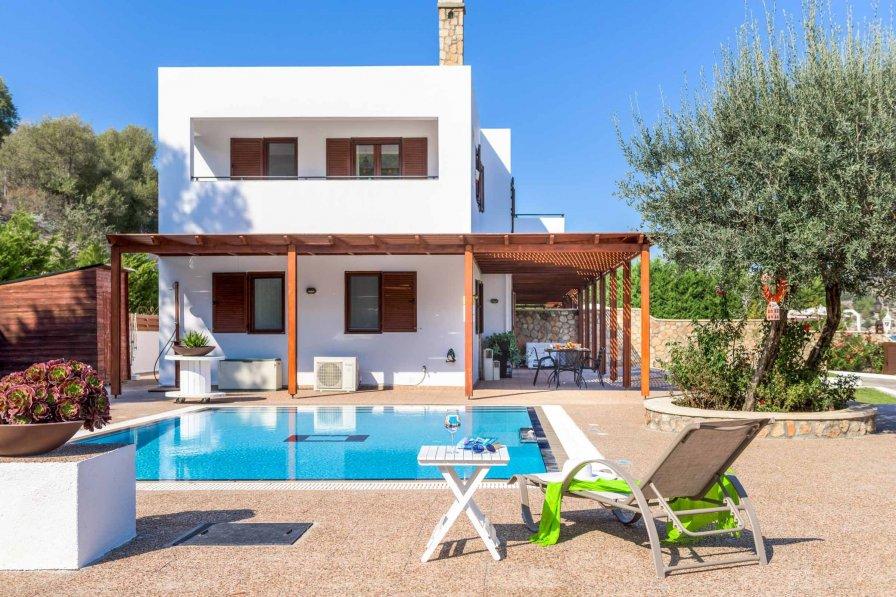 Villa in Greece, Rhodes: Villa Krini Panos - Rhodes
