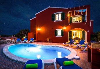 4 bedroom Villa for rent in Ciutadella de Menorca