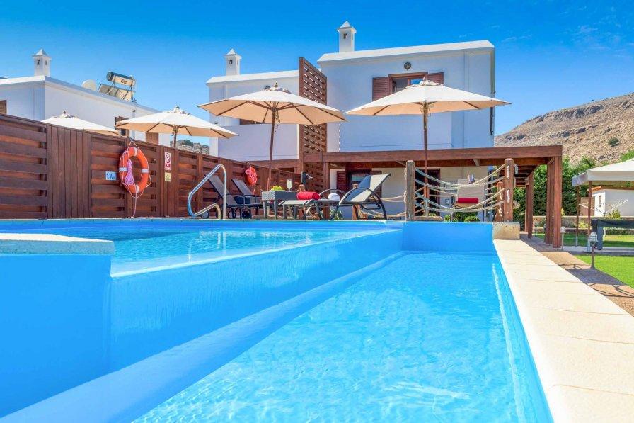 Villa in Greece, Lindos: Lindos Topaz - Rhodes