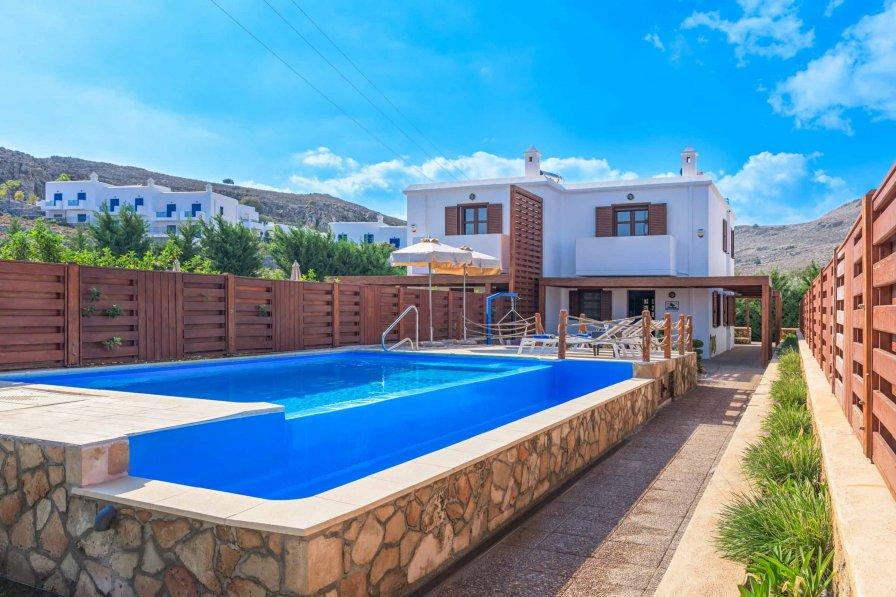 Villa in Greece, Lindos: Lindos Sapphire - Rhodes