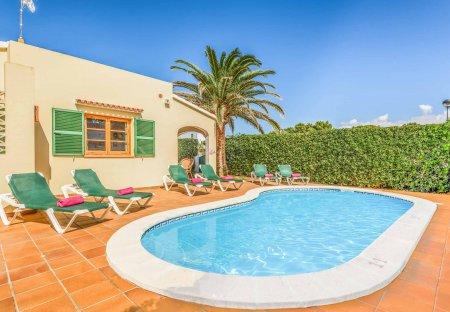 Villa in Cala Blanca, Menorca: Cleo - Menorca