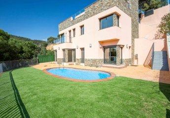 5 bedroom Villa for rent in Tossa de Mar