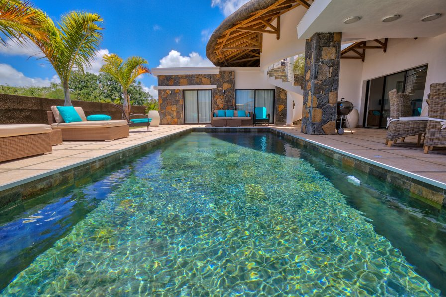 Villa in Mauritius, Pointe aux Piments