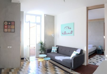 Apartment in Turcat Mery, the South of France