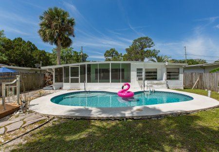 Bungalow in Dunedin, Florida