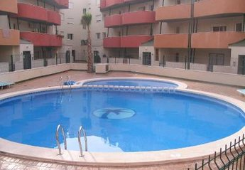 Apartment in Spain, Almoradí: Swimming pool