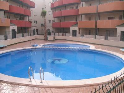 Apartment in Spain, Almoradí: Swimming pool