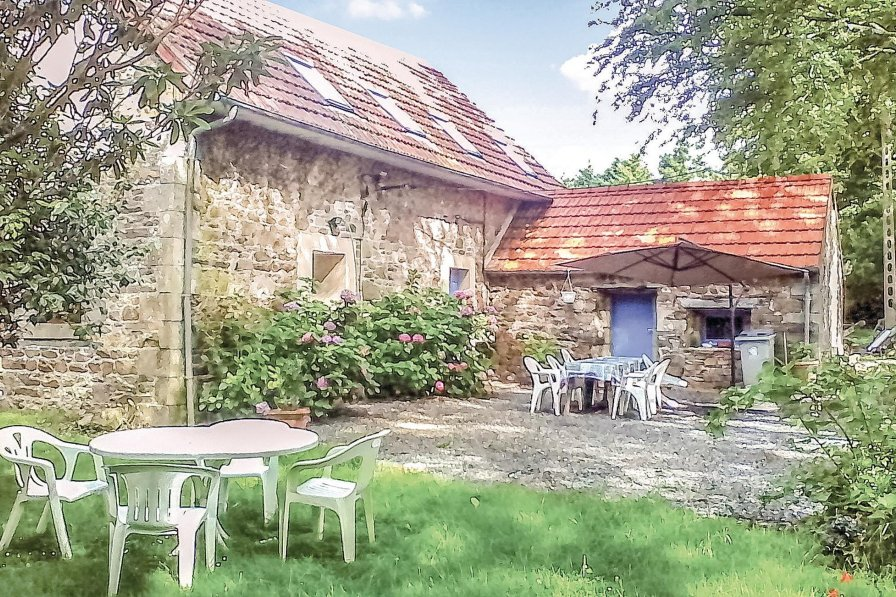 Villa in France, Rte de Treguier-Le Rusquet