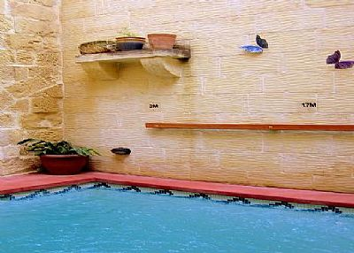 Farm House In Saint Lawrence San Lawrenz Malta With Swimming Pool 25505