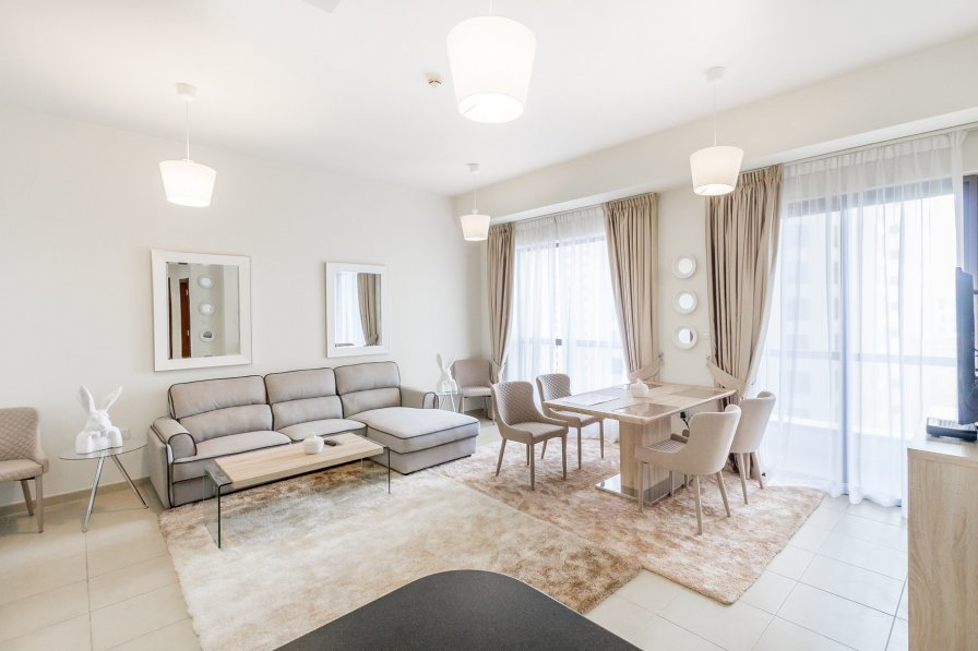 Bright and Light 1BR at Bahar 6, JBR # 703