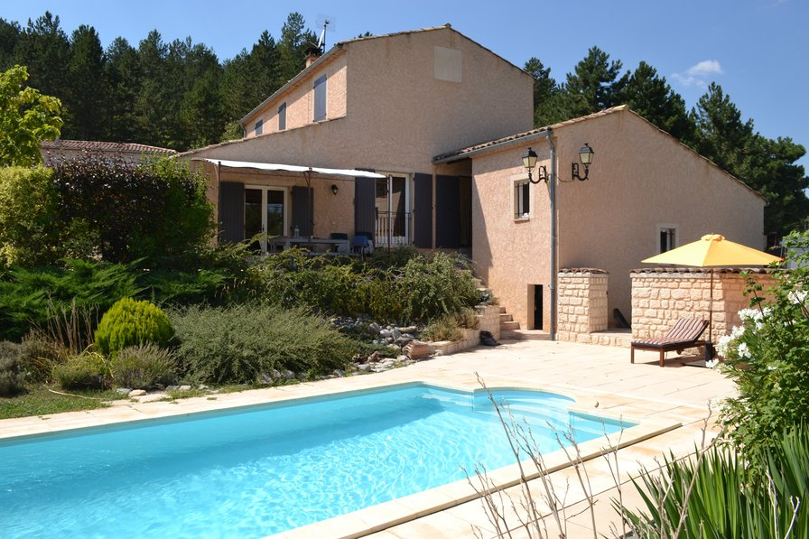 Villa in France, Hautes-Alpes