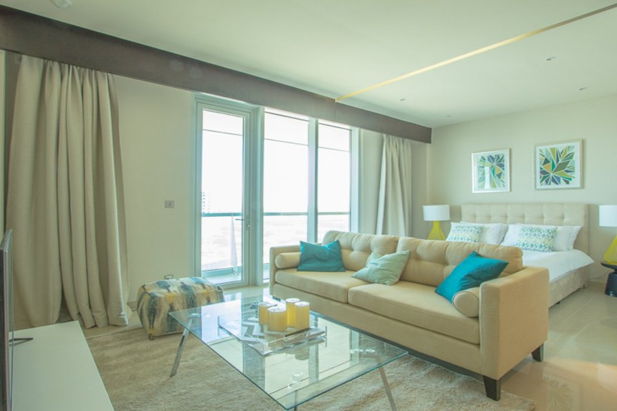Apartment in United Arab Emirates, Dubai