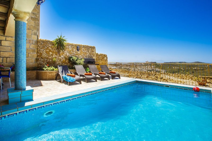 Owners abroad Lovely summer house with private pool, stunning views, free WiFi