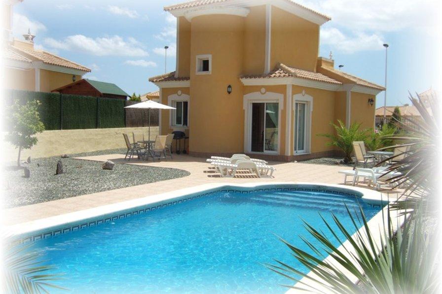 Villa in Spain, Mazarrón Country Club: Villa and Private Pool