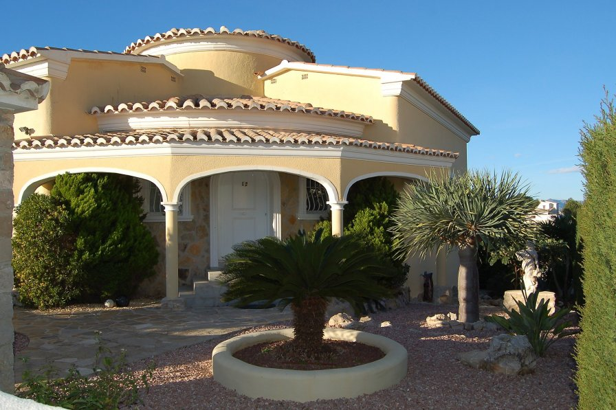 Villa in Spain, Cumbre del Sol