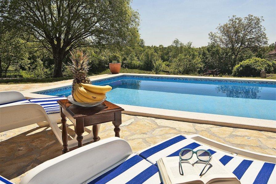Villa in Croatia, Gržini