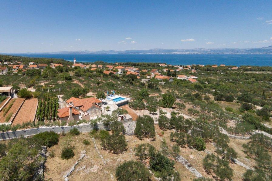 Villa in Croatia, Mirca