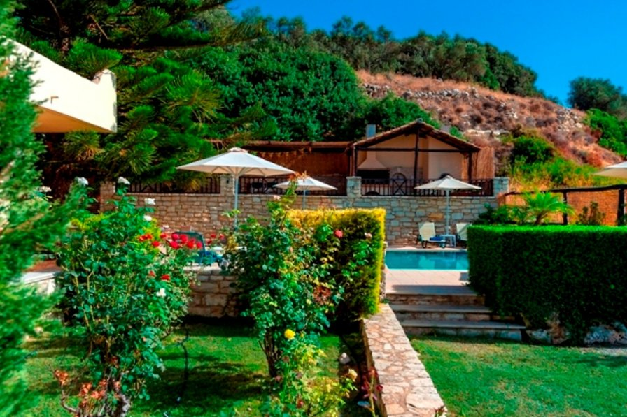 Villa in Greece, Sfakaki