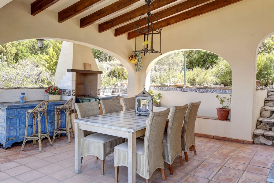 Villa in Spain, Urbanización Monte-Pego