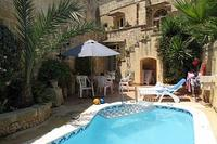 Farm_house in Malta, Santa Lucia: Tan-Nanna FH Pool /BBQ area