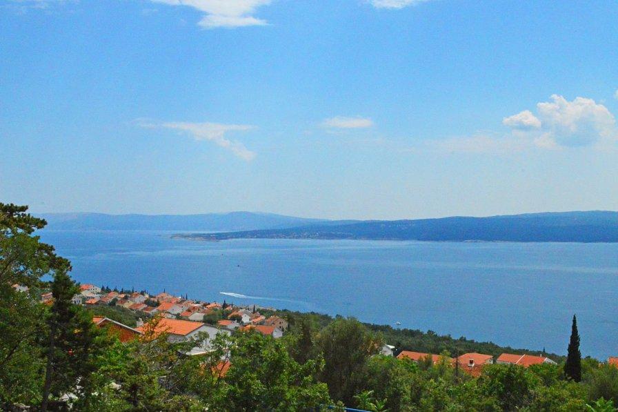 Villa in Croatia, Dramalj