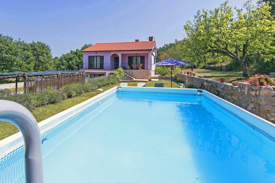 Villa in Croatia, Županići