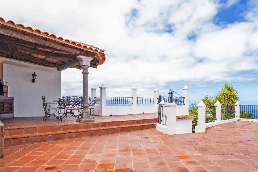 Villa in Spain, El Sauzal