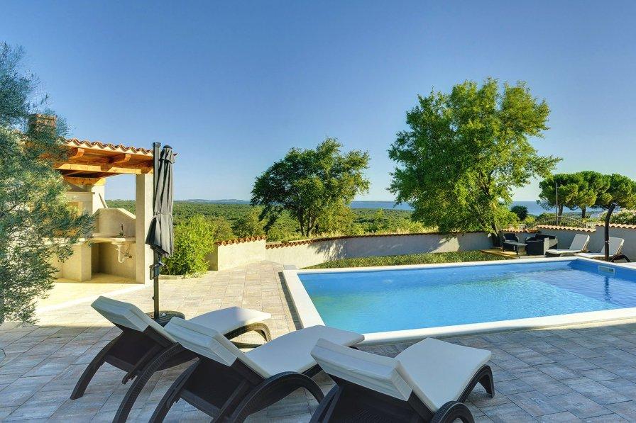 Villa in Croatia, Peroj
