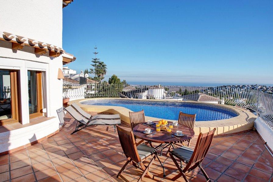 Villa Buenas Vacaciones Pego