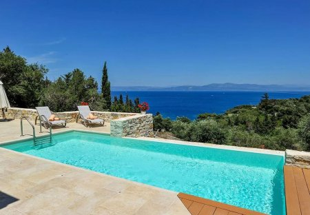 Villa in Paxos, Greece