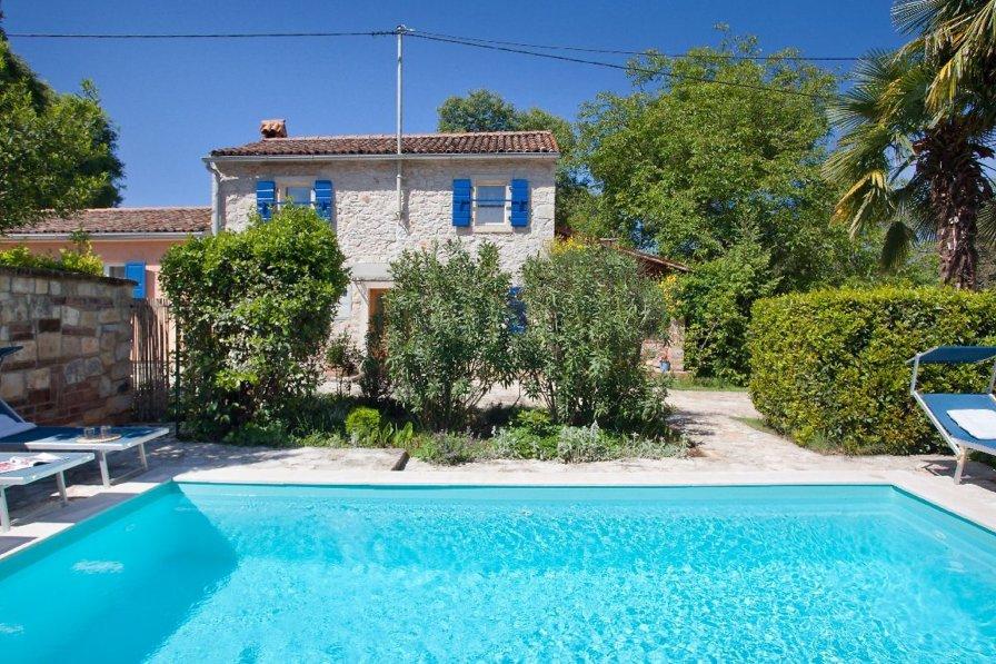 Villa in Croatia, Juricani