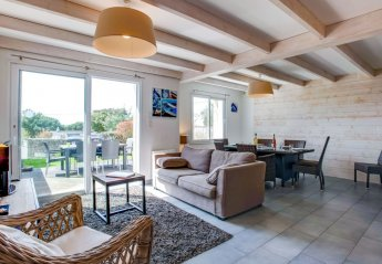 3 bedroom House for rent in Carnac