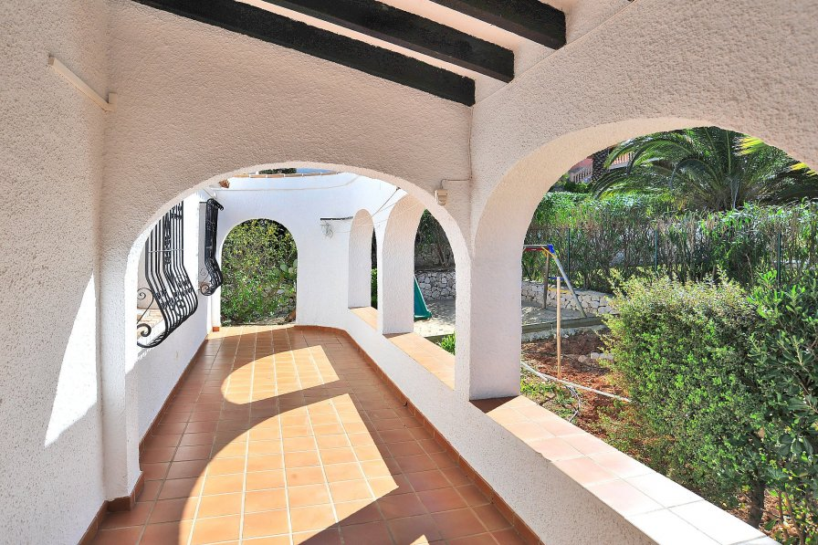 Villa in Spain, Balcón al Mar