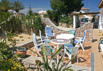 0 bedroom Villa for rent in Denia